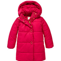 Kate Spade Toddlers' Puffer Coat Sweetheart Pink