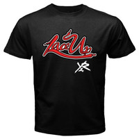 Lace Up MGK Gun Kelly Young and R - Custom T-Shirt for Men and Women shirt/tshirt tee