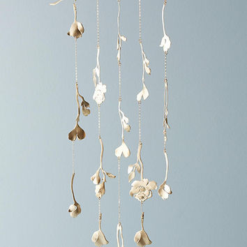 Hanging Floral Chimes