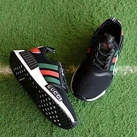 Adidas fashion men's and women's shoes casual sneakers