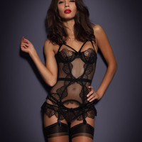 Corsets & Basques by Agent Provocateur - Alina Basque