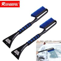 New Arrival Car Snow Scraper Snowbrush Shovel Removal Brush Winter or19