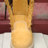 Customize Your Own Timberland Boots- Junior, Men, Women-101