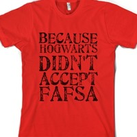 Red T-Shirt | Funny Harry Potter Shirts