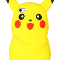 SOFT PIKA IPHONE CASE