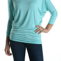 The Perfect Tunic Top - 17 colors