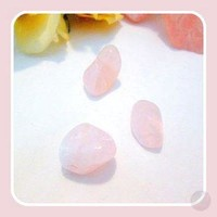 """Unconditional Love"" Rose Quartz"
