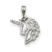 Unicorn Charm in Sterling Silver