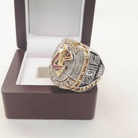 Cleveland Cavaliers 2016  Championship Ring With Wooden Box
