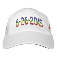 6-26-2015 Gay Marriage is Legal Headsweats Hat