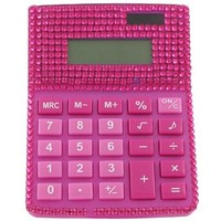Hot Pink Bling Calculator | Shop Hobby Lobby