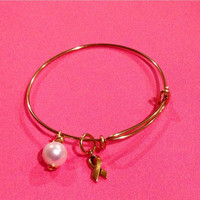 Wire Wrapped Adjustable Bangle