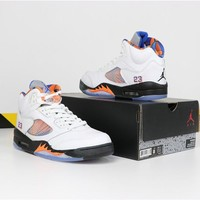 "Air Jordan 5 ""International Flight"" 136027-148"