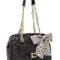 BE MY SWEETHEART SQUARE SATCHEL