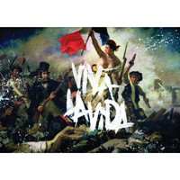 Coldplay Post Card