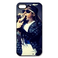 Lil Wayne Iphone 5/5S Case Plastic Back Case for Iphone 5/5S