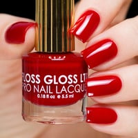 Floss Gloss Gangsta Boo Nail Polish