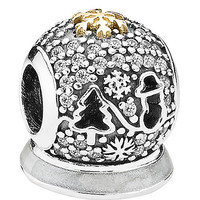 Authentic Pandora Jewelry - Wonderland Limited Edition Holiday Charm