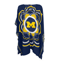 Michigan Wolverines Caftan
