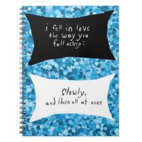 The Fault in Our Stars Notebook