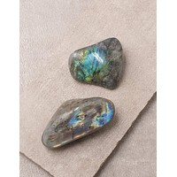 Labradorite Pocket Stones - Set of 2