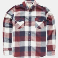 COASTAL Basset Mens Flannel Shirt | Flannels