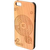 Good Wood NYC Turntables Cherry Wood iPhone 5 Case at Zumiez : PDP