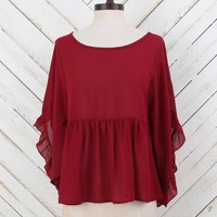 Altar'd State Basic Baby Doll top   Altar'd State