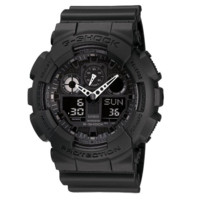 G-Shock Men's GA100-1A1 Black