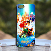 The Little Mermaid Ariel MQL0210 - Design available for iPhone 4 / 4S and iPhone 5 Case - black, white and clear cases