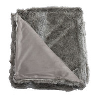 Koala Gray Throw
