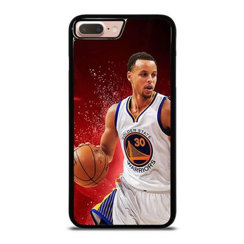 STEPHEN CURRY GOLDEN STATE WARRIORS iPhone 8 Plus Case Cover