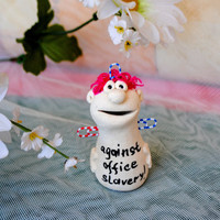 Cute office decor - Office decor - Cubicle decor - Office accessories - Personalized gifts - Gift for men - Gift for her