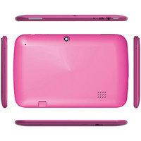 "Supersonic Munchkins 7"" Android 5.1 Quad-core 4gb Kids' Tablet (pink)"