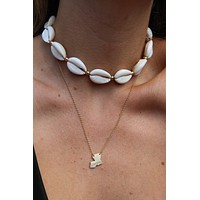 Big Easy Shell Necklace