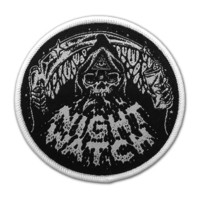 PUKE REAPER Iron-On Patch