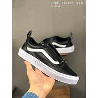 Vans Old Skool cheap mens and womens Fashion Canvas Flats Sneakers Sport Shoes
