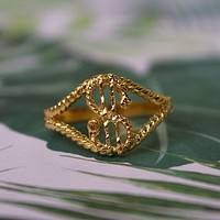 C.R.E.A.M Knuckle Ring