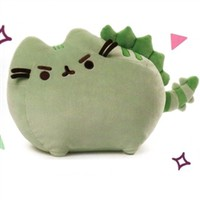 Pusheen 13'' Soft Large Plushie: Pusheenosaurus