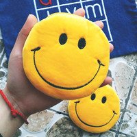 Smily Face Coin Purse