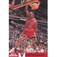 Michael Jordan Sports Illustrated Poster 24x36