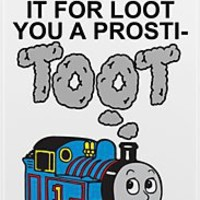 """""""Prosti-TOOT"""" iPhone & iPod Cases by BiggStankDogg 