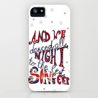 ONE DIRECTION *** Best Song Ever *** iPhone & iPod Case by Monika Strigel for iphone 5 + 4 + 3 + IPOD TOUCH !!!