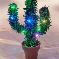Light-Up Potted Cactus | Urban Outfitters