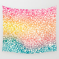 First Love Wall Tapestry by RDelean