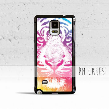 Colorful Indie Tiger Case Cover for Samsung Galaxy S3 S4 S5 S6 S7 Edge Plus Active Mini Note 1 2 3 4 5
