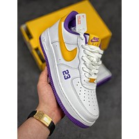 """Nike Air Force1 Low """"Psychic Blue"""" Fashion Casual Sneakers Sport Shoes"""
