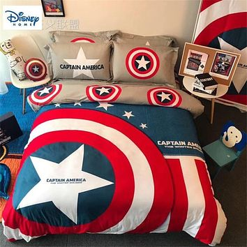 Marvel The Avengers Beddings Comforter Set