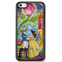 Beauty and The Beast Design Hard Case Cover Skin for iphone 6 case iphone 6plus iphone 5 5s 4 4s iphone 5c Samsung Galaxy S5 S3 S4 note 2 note3 note4 (Case for iPhone 6plus(Black Hard))