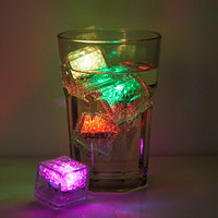 LED Coloring Changing Ice Cubes Set - Urban Outfitters